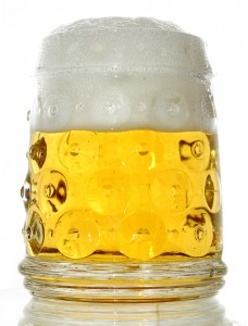 胃胀吃什么 - 啤酒