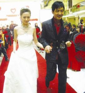 最新八卦:郭晓冬 - 程莎莉 07年11月5日完婚