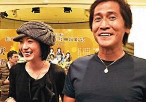 齐秦与富二代女友美国秘密结婚