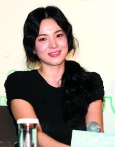 宋慧乔出席《他们的世界》台北发布会