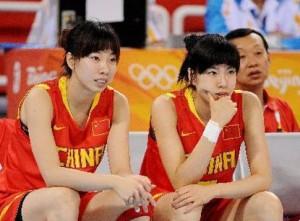 张博前女友是中国女篮双胞胎姐妹中的妹妹-张伟